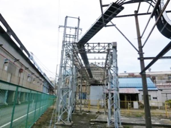 電気・計装設備配線の施工