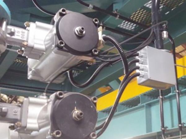 自動化制御機械の設計及び電気・制御計装設備配線の施工