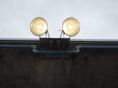 富山港3号岸壁照明