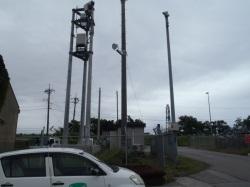 富山港6-2ゲート照明