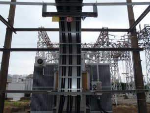 昭和エンジニアリング S社 高圧進相コンデンサ電源工事