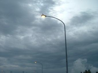 岩瀬漁港照明修繕