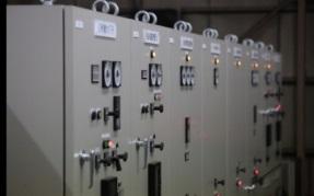 構内高圧配線6.6KV化その1工事