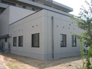 高志リハビリテーション病院MRI棟電気設備