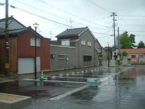 岩瀬多目的広場街灯設置工事