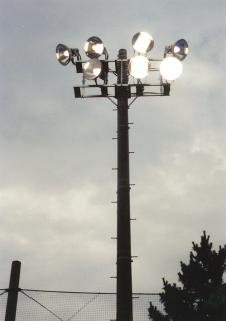 浜黒崎小学校夜間照明器具改修