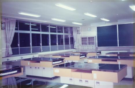 岩瀬中学校大規模改造電気設備