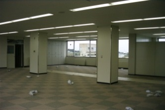 水道局庁舎3階内部改修電気設備
