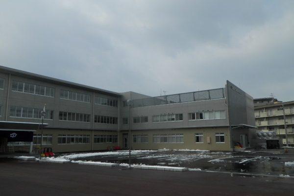 南部中学校校舎改築電気(強電)設備工事