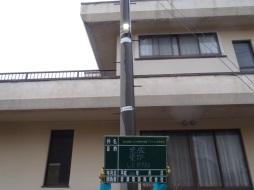 富山地域LED照明灯設置 (その2)