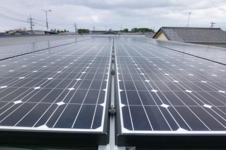 I社 太陽光発電設備